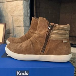 KEDS Midtown Suede Boots